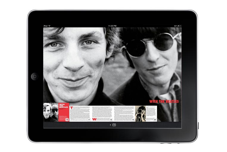 LIFE Book With the Beatles, eBook