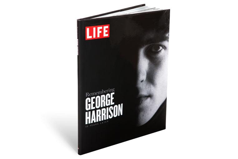 LIFE Books George Harrison cover