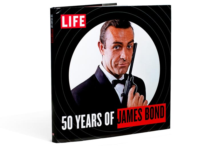 LIFE Books James Bond cover