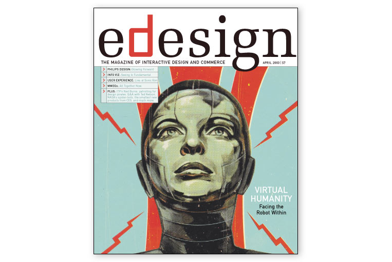 eDesign Issue 6 cover